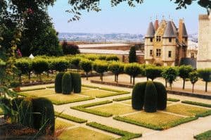 Angers-Chateau-old-castle