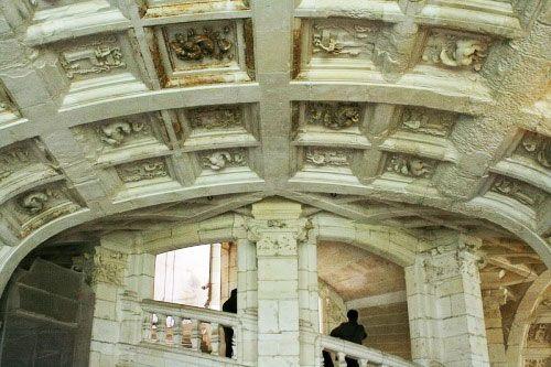 chateau de chambord leonardo da vinci