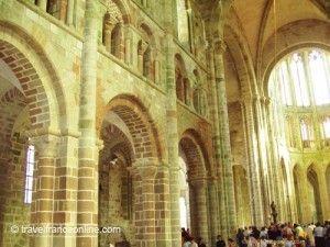 Mont-St-Michel-Church