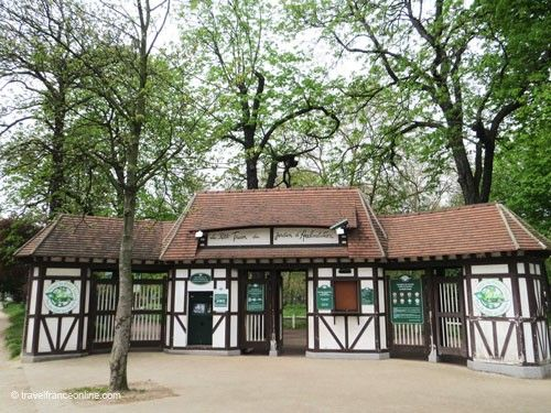Bois de boulogne public park in paris for Bois de boulogne jardin d acclimatation