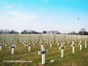 La-Targette-French-Cemetery-Neuville-Saint-Vaast