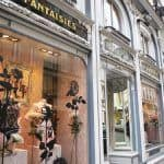 Faubourg Saint Honore - Chantal Thomas at no211 Rue St Honore