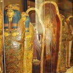 Louvre Museum - Egyptian Antiquities department