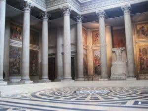 Pantheon-Church-murals