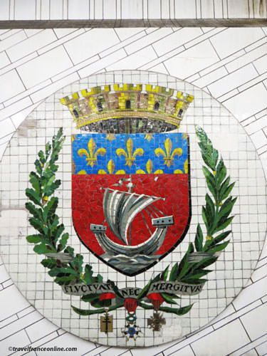 paris coat of arms - motto - their history