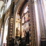 Saint Eustache Church - Lateral chapel