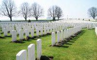 Cabaret Rouge CWGC Cemetery Souchez – WWI