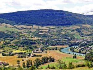 La-Gaufresenque-potters-village-near-Millau-Aveyron
