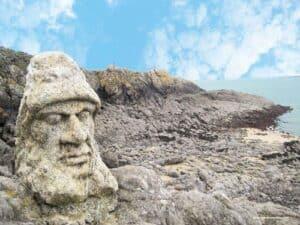 Rotheneuf-carved-rocks-Lucifer