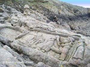 Rotheneuf-carved-rocks-on-Emerald-Coast-Brittany-8