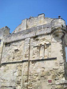 Cordeliers monastery vestiges in Saint Emilion