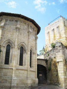 Monolith church in Saint Emilion