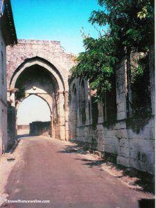 Porte Brunet in Saint Emilion
