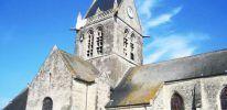Sainte Mere Eglise – US Paratroopers – WWII