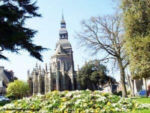St Sauveur Basilica
