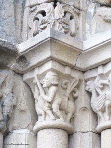 St-Sauveur-Basilica-Romanesque-sculptures