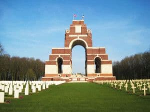 Thiepval-Memorial-Cemetery