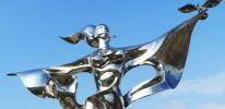 World Peace Statue – Grandcamp-Maisy – WWII