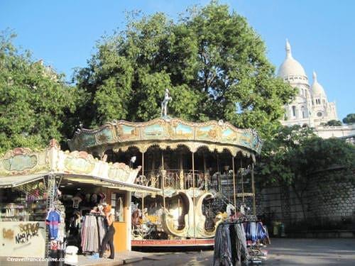 Carrousels - Montmartre