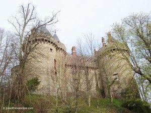 Combourg-castle