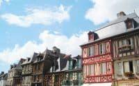 Dol de Bretagne picturesque medieval town