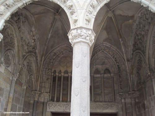 Saint-Samson Cathedral - Gothic Petit Porche - Dol de Bretagne