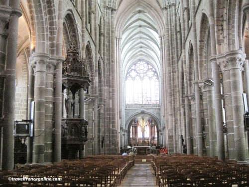 Saint-Samson Cathedral - Dol de Bretagne