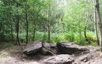 Tombeau des Geants in Broceliande Forest