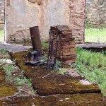 Oradour-sur-Glane - sewing machine
