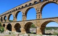 Pont du Gard  – Aqueduct bridge in Provence