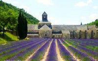 Abbaye Notre-Dame de Senanque in Provence