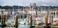 Dieppe – fishing port – Alabaster Coast