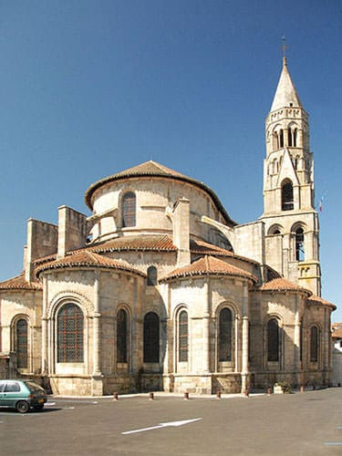 Saint-Leonard-de-Noblat - Collegiate Church Saint-Leonard