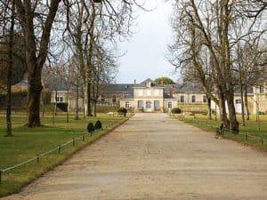 Chateau de Pompadour - Haras National de Pompadour - national stud farm