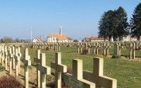 Cerny-en-Laonnois French War Cemetery – WWI