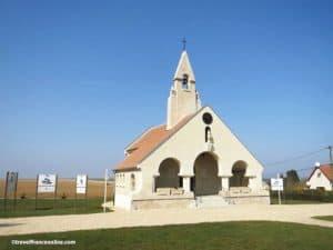 Cerny-en-Laonnois-chapel-Memorial-du-Chemin-des-Dames
