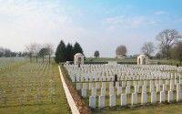La Targette British Cemetery – Neuville-Saint-Vaast