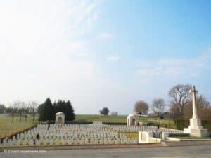 La-Targette-British-cemetery-Neuville-Saint-Vaast