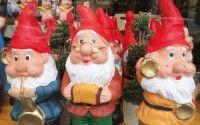 Garden gnomes – Nains de jardin  – Fun facts