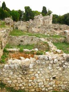Cemelenum-Nice-archaeological-museum-hypocaust