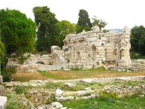 Cemelenum-Nice-archaeological-museum-north-baths