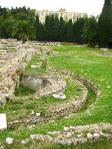 Cemelenum-Nice-archaeological-museum-water-drainage-system