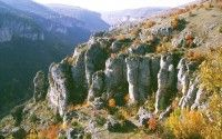Gorges de la Jonte – canyons – Aveyron – Lozere