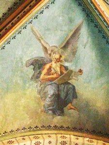 Saint-Cernin-church-frescoes