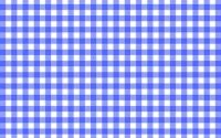 Tissu Vichy – Checkered woven fabric