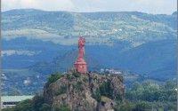 Notre-Dame-de-France statue – Puy-en-Velay