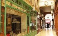 Passage du Bourg l'Abbé – Covered gallery
