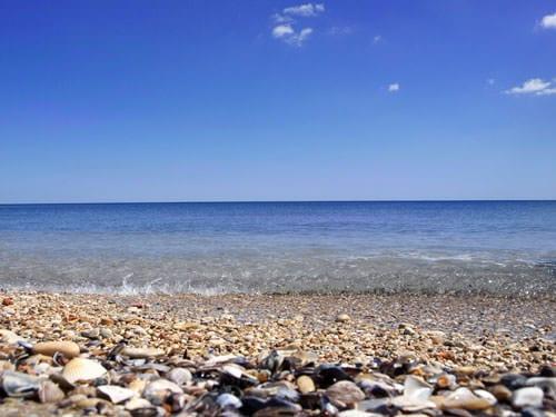 Baie d'Audierne pebbles