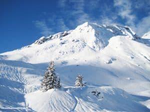 French-Alpes-in-Winter-Rhone-Alpes-region
