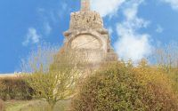 Cross of Bohemia – Crecy-en-Ponthieu
